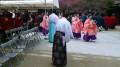 大宰府天満宮での梅花祭式典