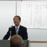 藤田陽三市長のスピーチ