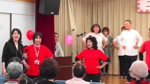 コミセン文化祭ステージ発表